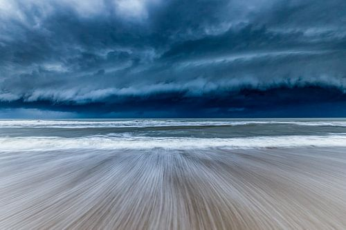 Onweer op komst