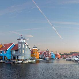 Reitdiephaven Groningen (NL) van Tom Smit