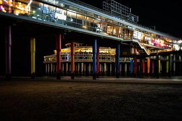 Pier van Scheveningen von MICHEL WETTSTEIN