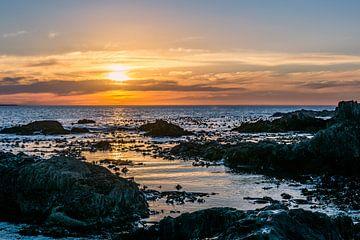 Big Bay, Kaapstad van Carla Matthee