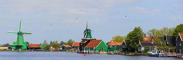 Zaanse Schans, Nederland van Henk Meijer Photography
