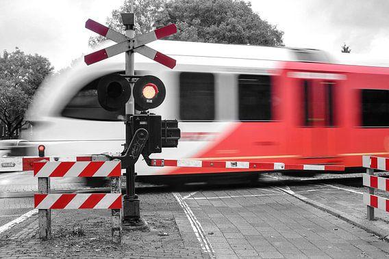 Nieuwe Stadler Spurt regiotrein in gebruik bij Arriva / 2010