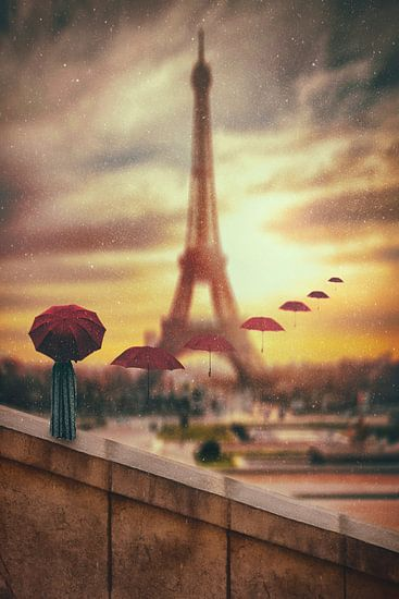 Mary Poppins in Paris