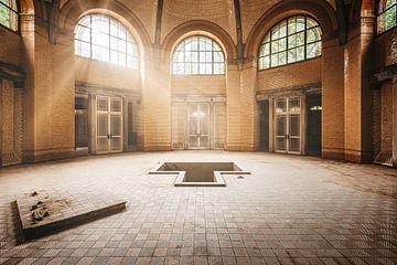 Badehaus Beelitz von Bjorn Renskers