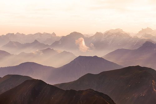 Switzerland Brienzer Rothorn van Claire Droppert