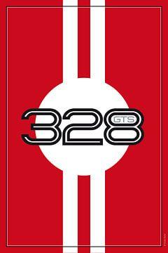 Ferrari 328 GTS, racewagenontwerp van Theodor Decker