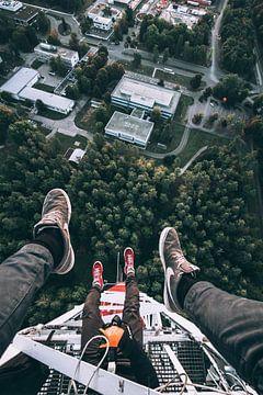 Double Foot Dangler von Flave_de