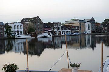 Haven van Delft - werkplaatsen en schepen van Mariska van Vondelen