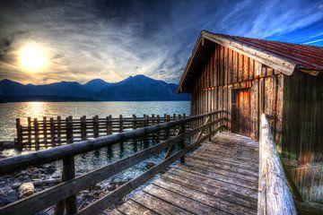 Bootshaus von Andreas Müller