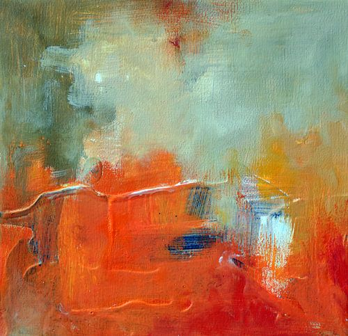 Abstract 44 von Maria Kitano