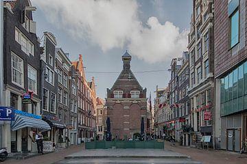Nieuwezijds Voorburg Kolk van Peter Bartelings Photography