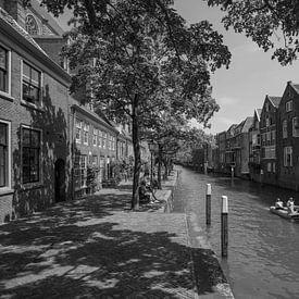 Der Voorstraathaven in Dordrecht von MS Fotografie | Marc van der Stelt