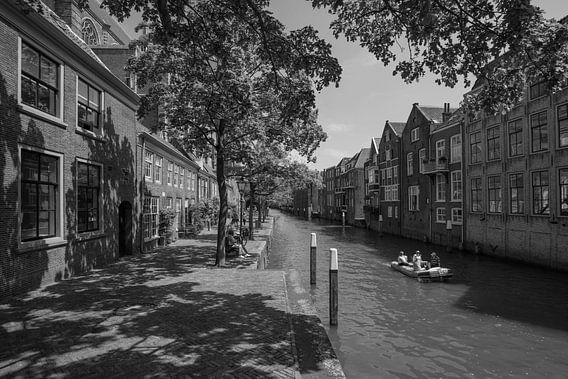 De Voorstraathaven in Dordrecht van MS Fotografie