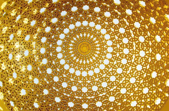 Gouden koepel  (gezien bij vtwonen)