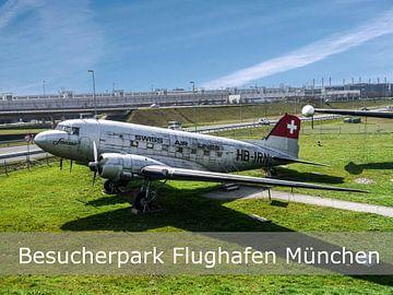 Douglas DC-3 HB-IRN van Michael Nägele