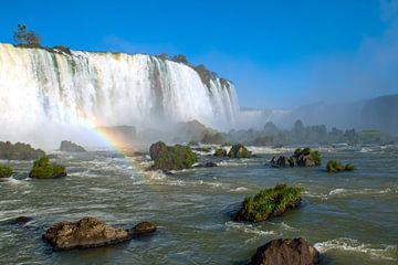 Iguazu Watervallen van Guenter Purin