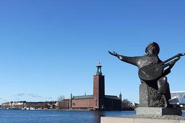 Evert Taube Stockholm