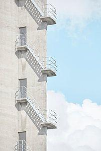 Stairway to Heaven van David Bleeker