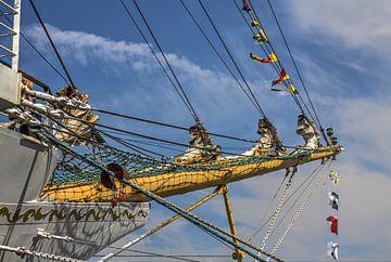 Sail Amsterdam, detail van Rob Handgraaf