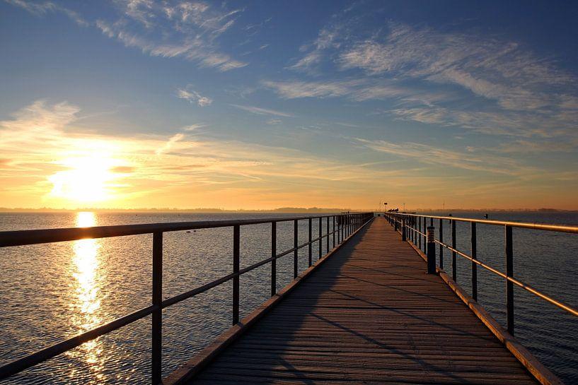 Seebrücke  van Ostsee Bilder