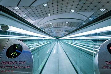 Flughafen Hongkong von Jack Donker