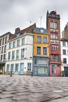 Buntes Lille von Mark Bolijn