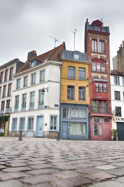 Kleurrijk Lille van Mark Bolijn