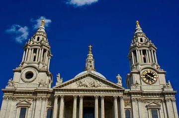 ST.Pauls kathedraal Londen van Rob van Keulen