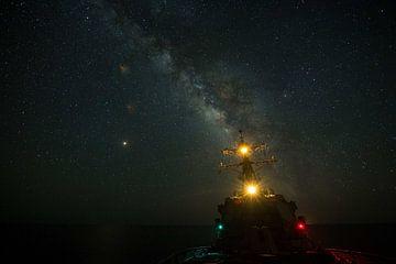 Amerikaanse Marine - USS Jason Dunham van Atelier Liesjes