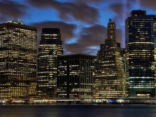 Skyline New York Manhattan