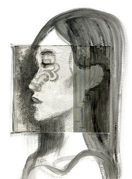 Innerlijke kracht van ART Eva Maria