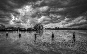 Veel water van Mart Houtman