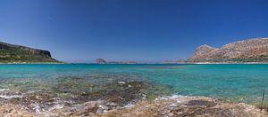 Crete - Balos Bay van