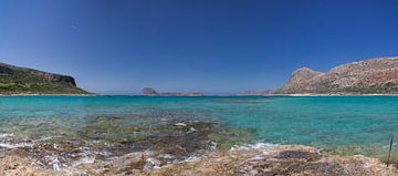 Crete - Balos Bay van Yvette Bauwens