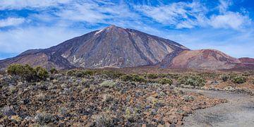 Vulkan Pico de Teide von Walter G. Allgöwer