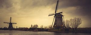 Kinderdijk storm