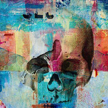 The Skull van Marja van den Hurk
