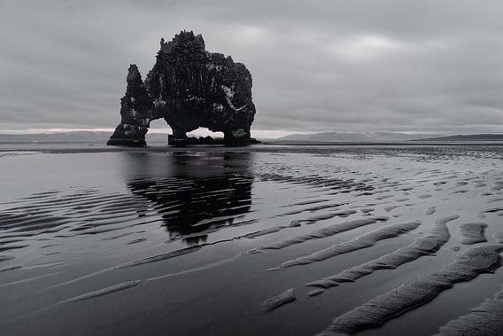 Island - Felsformation Hvitserkur