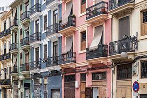 Valencia centrum stad
