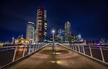 Rotterdam Panorama van Mario Calma