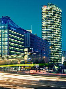 Berlin - Sony-Center at Potsdamer Platz