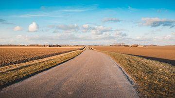 Noord-Beveland landschap van Andy Troy