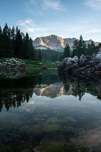 Parc national du Triglav - Lac