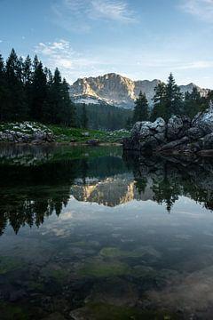 Parc national du Triglav - Lac sur Stefan Witte