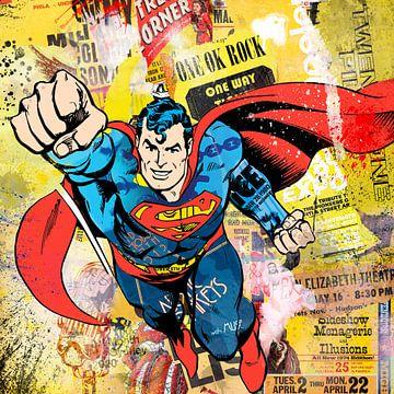 Superman sur Rene Ladenius