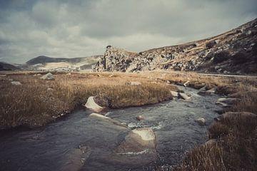 Ritoma, Tibetisches Plateau von Anahi Clemens