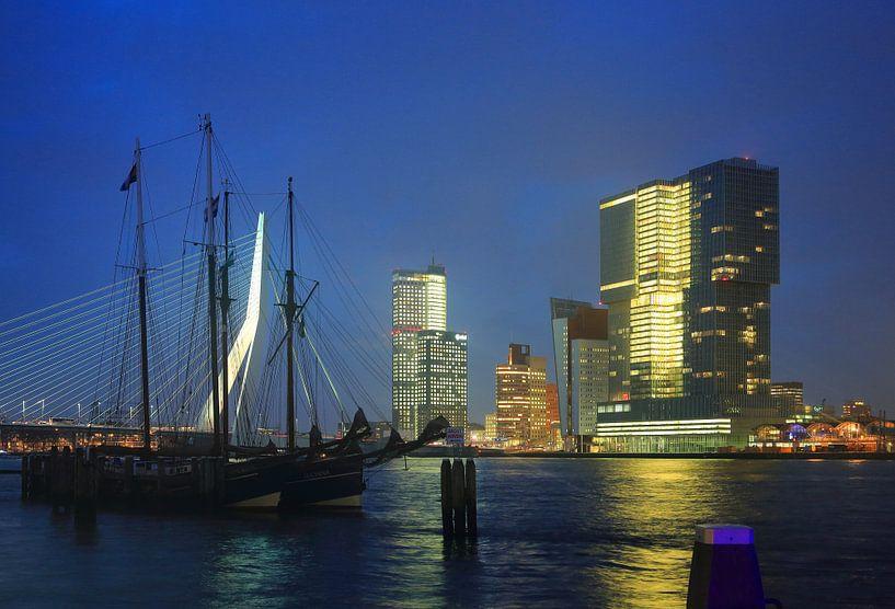 Rotterdam sur Peet de Rouw