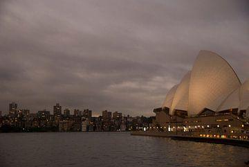 Sydney Opera House von Olaf Piers