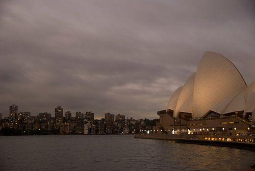 Sydney Opera House van