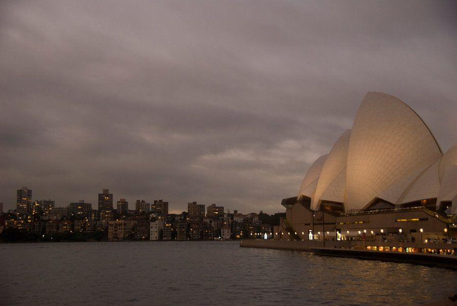 Sydney Opera House van Olaf Piers